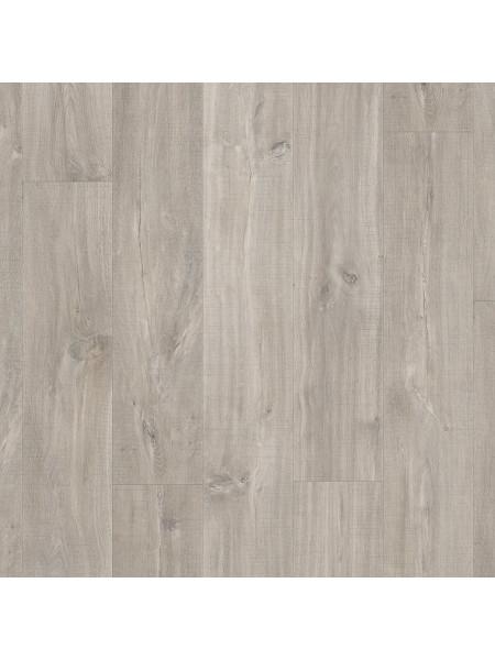 ПВХ плитка для пола Quick-Step Livyn Дуб каньон серый пилёный BACL40030
