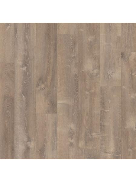 ПВХ плитка для пола Quick-Step Livyn Дуб песчаный теплый коричневый PUCL40086