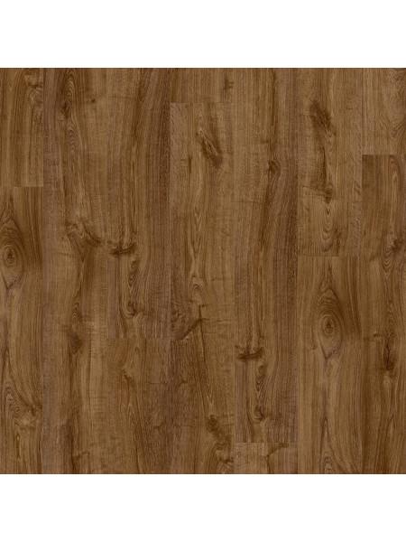 ПВХ плитка для пола Quick-Step Livyn Дуб осенний коричневый PUCL40090