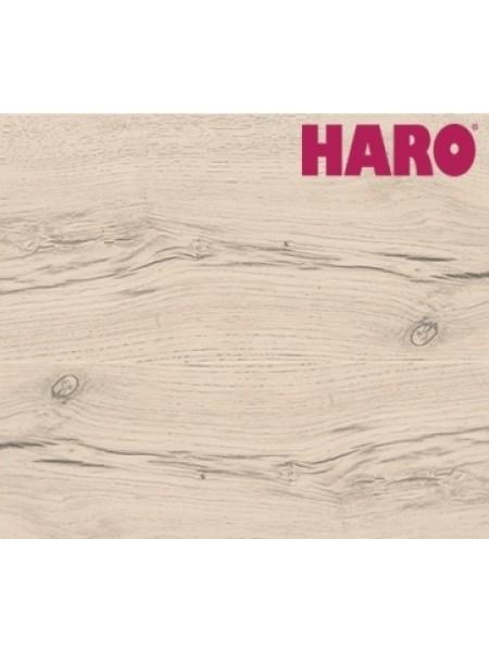 Ламинат HARO TRITTY 100 GRAN VIA Дуб Альпийский Белый 526710