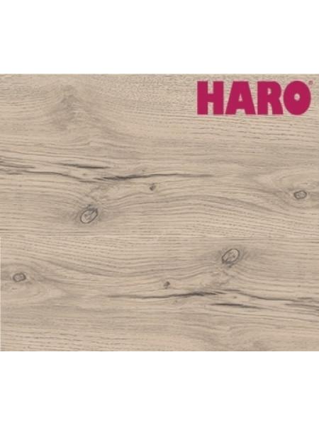 Ламинат HARO TRITTY 100 GRAN VIA Дуб Альпийский Серый 526711