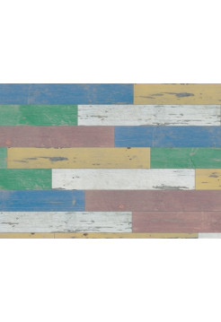 Дизайнерские полы Ter Hurne City Edition Ретро древесина пастель 1101170080